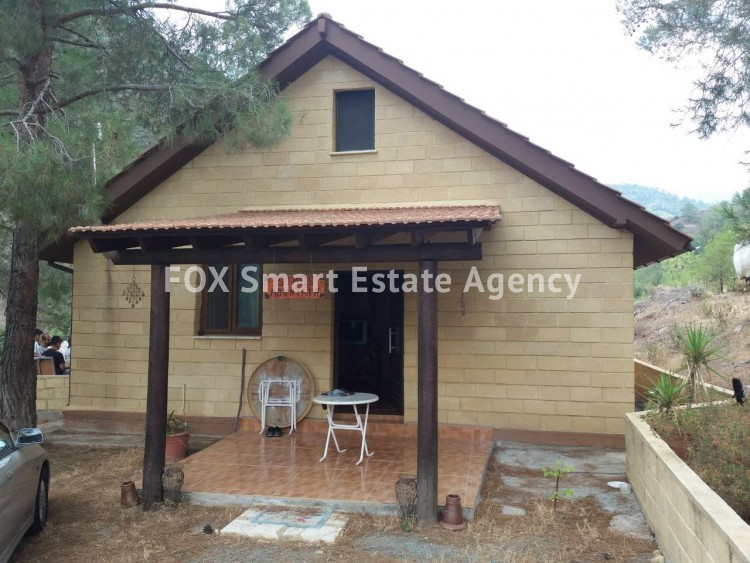 For Sale 4 Bedroom House on 7489sq.m of Land in Farmakas, Nicosia 8