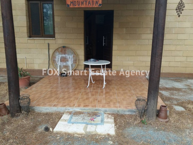 For Sale 4 Bedroom House on 7489sq.m of Land in Farmakas, Nicosia 9
