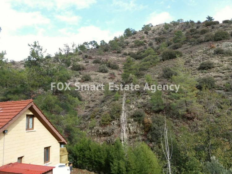 For Sale 4 Bedroom House on 7489sq.m of Land in Farmakas, Nicosia 12
