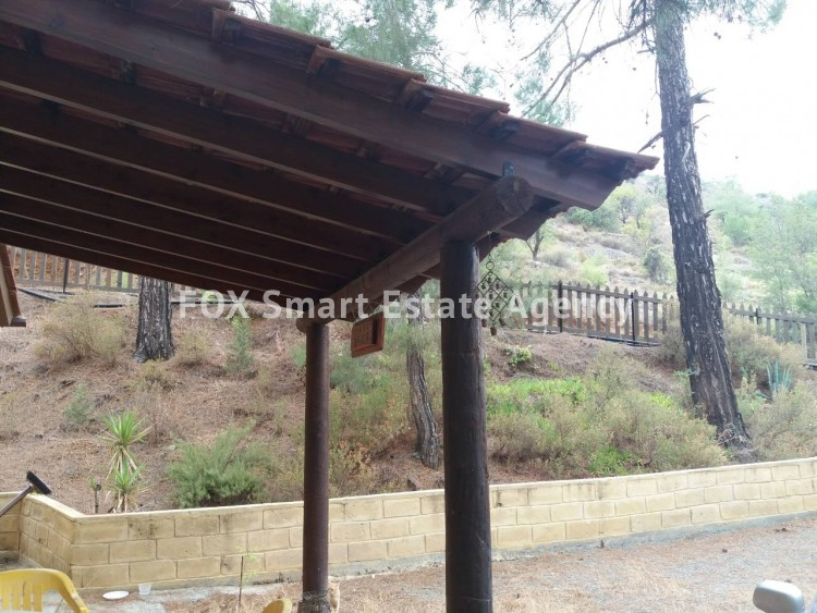 For Sale 4 Bedroom House on 7489sq.m of Land in Farmakas, Nicosia 13