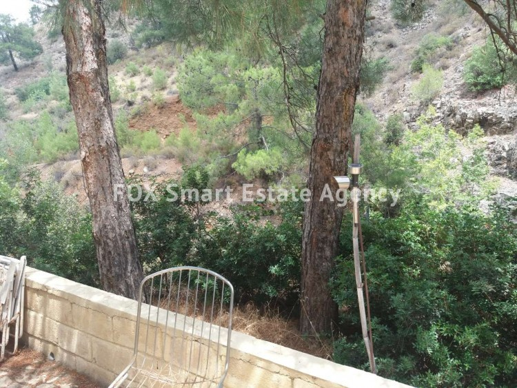 For Sale 4 Bedroom House on 7489sq.m of Land in Farmakas, Nicosia 14