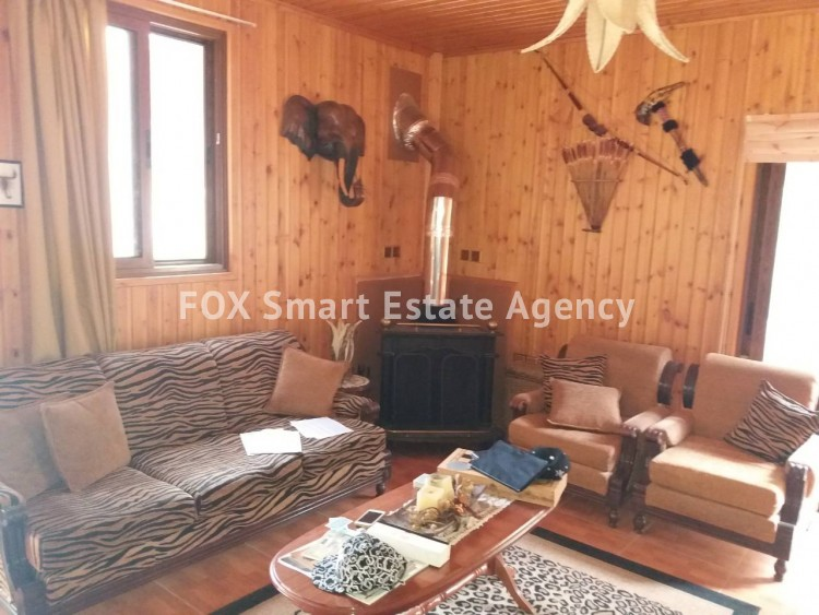 For Sale 4 Bedroom House on 7489sq.m of Land in Farmakas, Nicosia 2