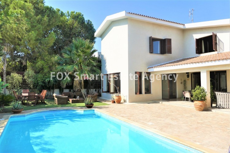 For Sale 5 Bedroom Detached House in Strovolos, Nicosia 21