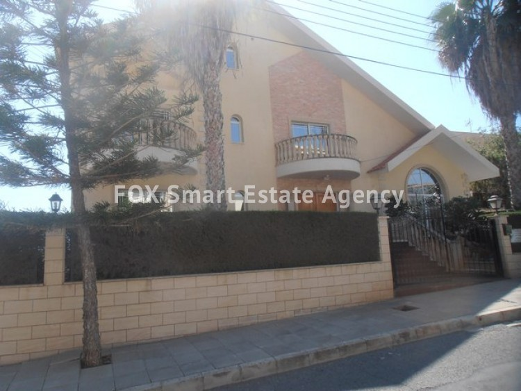 For Sale 6 Bedroom Detached House in Panthea, Mesa Gitonia, Limassol