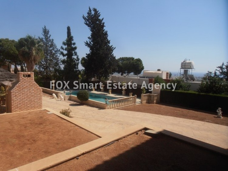 For Sale 6 Bedroom Detached House in Panthea, Mesa Gitonia, Limassol 2