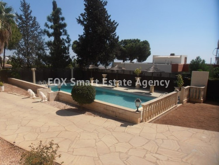 For Sale 6 Bedroom Detached House in Panthea, Mesa Gitonia, Limassol 3