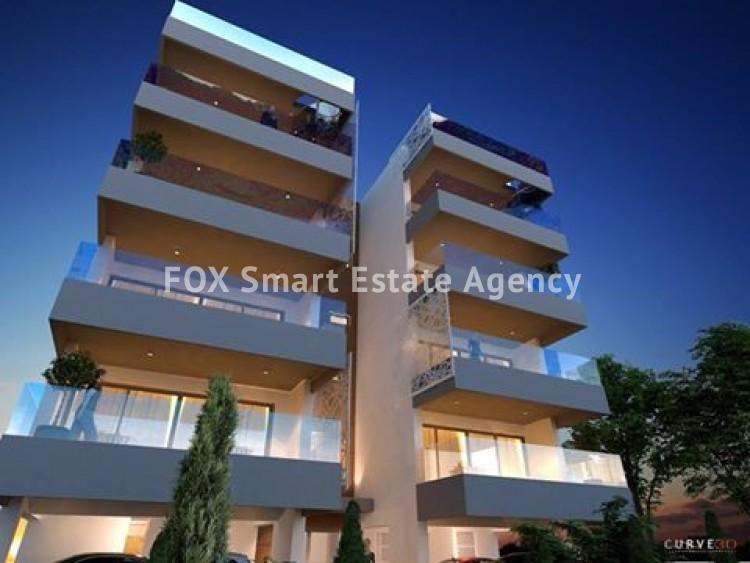 For Sale 2 Bedroom Top floor with roof garden Apartment in Faneromeni , Larnaca 2