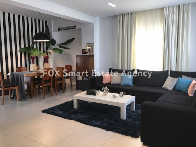 To Rent 4 Bedroom  House in Panthea, Limassol 9