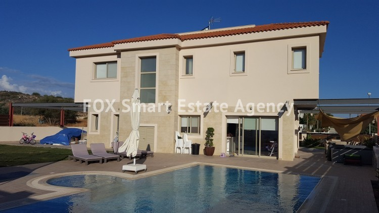 For Sale 4 Bedroom  House in Mouttagiaka, Limassol 3