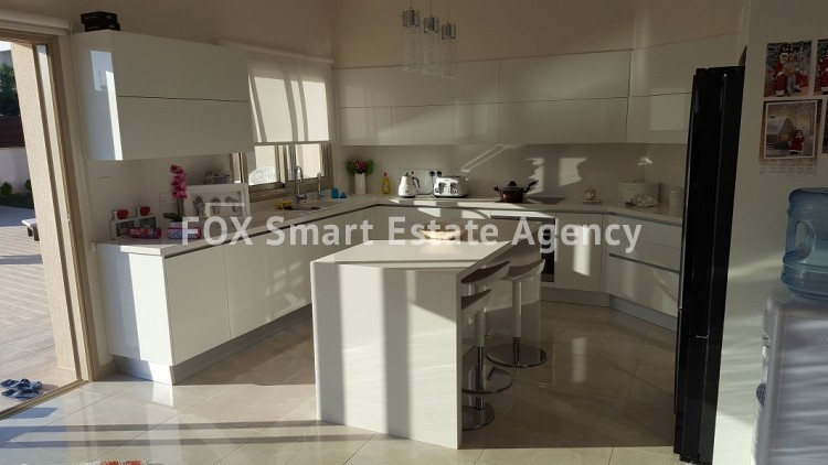 For Sale 4 Bedroom  House in Mouttagiaka, Limassol 6