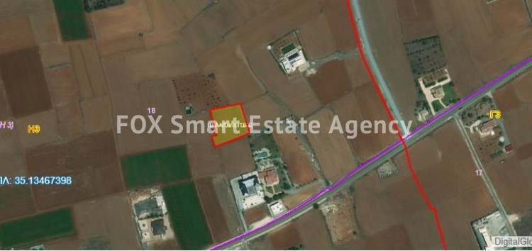 Residential Land in Palaiometocho, Nicosia