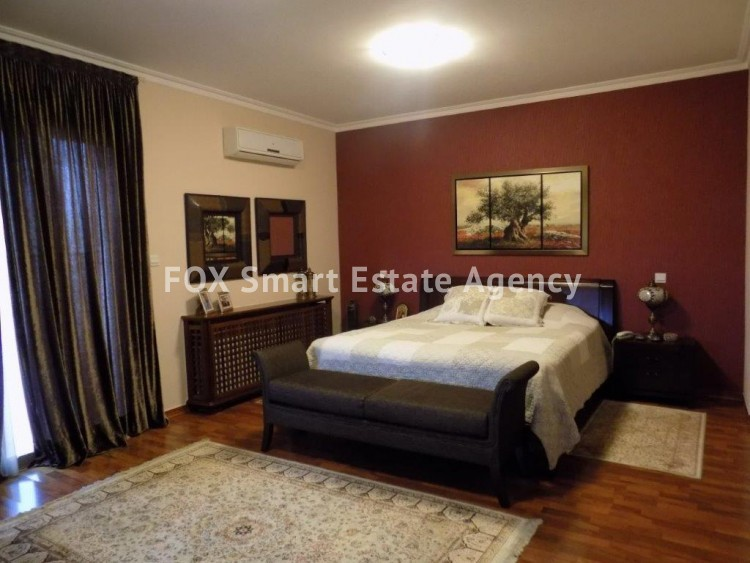 For Sale 5 Bedroom Detached House in Agios athanasios, Limassol 16