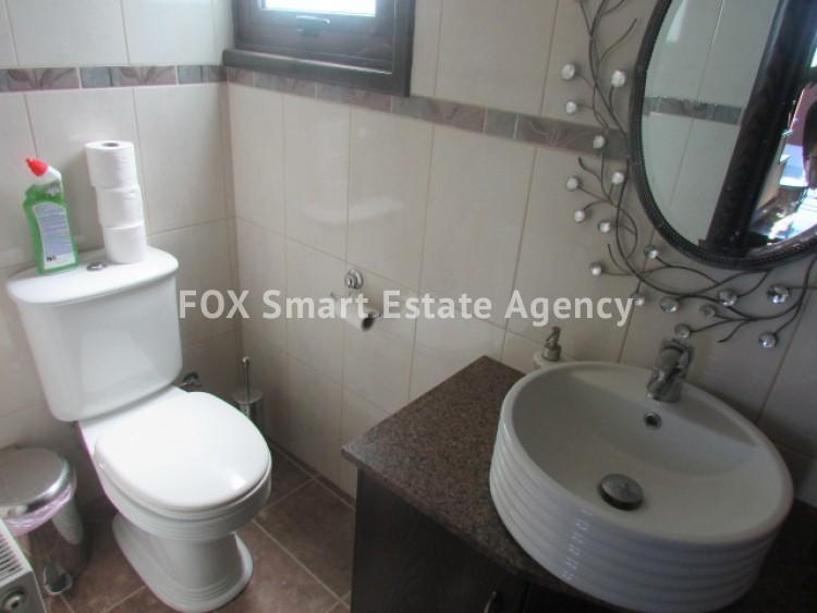 For Sale 3 Bedroom Detached House in Psimolofou, Nicosia 12