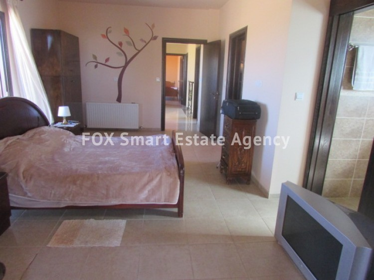For Sale 3 Bedroom Detached House in Psimolofou, Nicosia 43