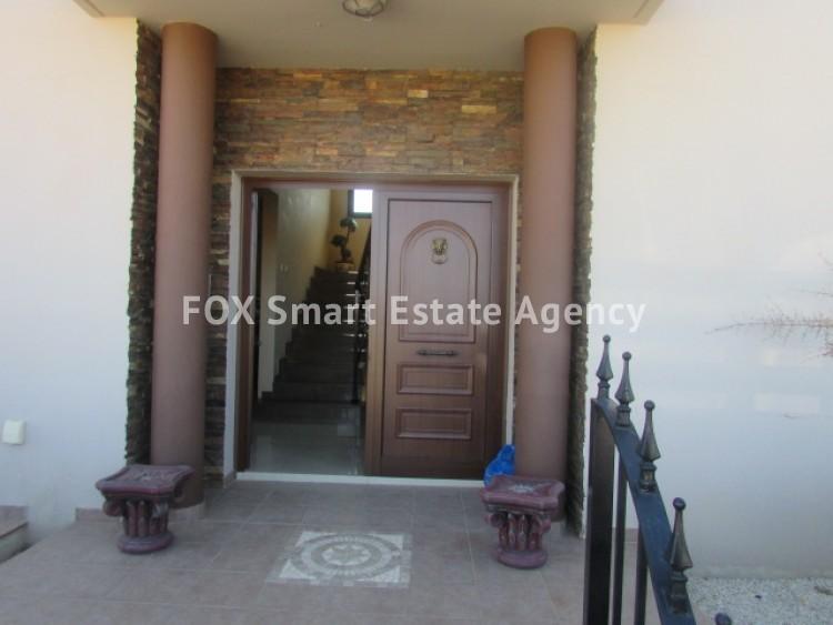 For Sale 3 Bedroom Detached House in Psimolofou, Nicosia 4