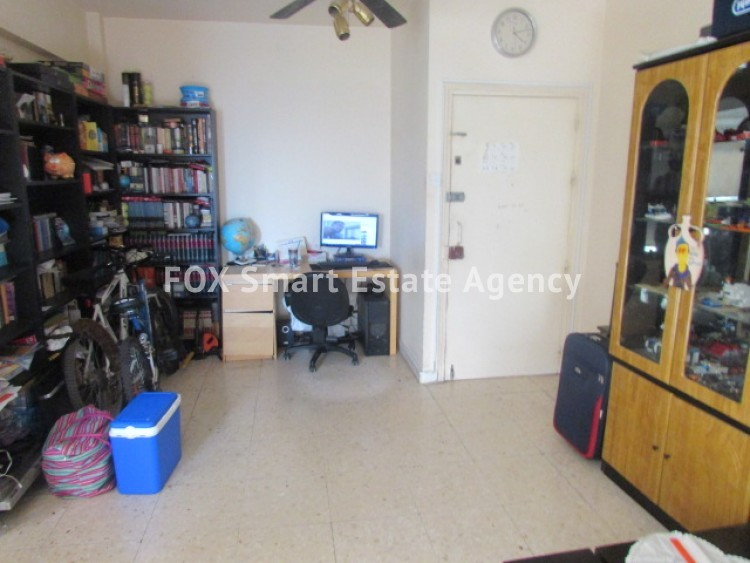 For Sale 2 Bedroom Ground floor Apartment in Strovolos, Nicosia