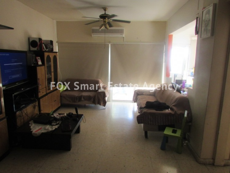 For Sale 2 Bedroom Ground floor Apartment in Strovolos, Nicosia 2