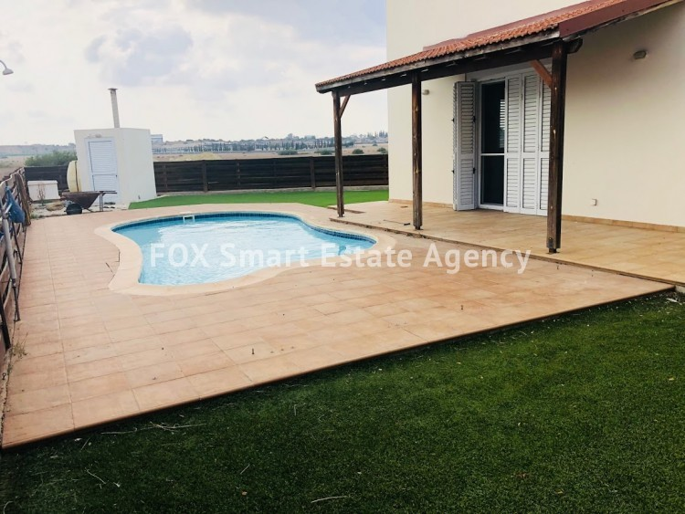 To Rent 4 Bedroom Detached House in Stelmek, Nicosia 5