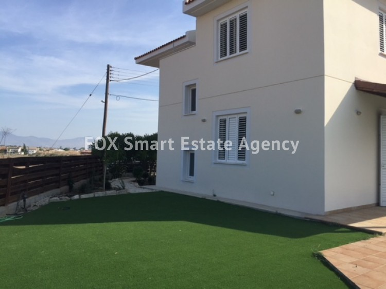 To Rent 4 Bedroom Detached House in Stelmek, Nicosia 3