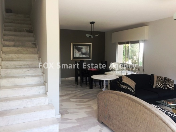 For Sale 3 Bedroom Semi-detached House in Columbia, Limassol 18