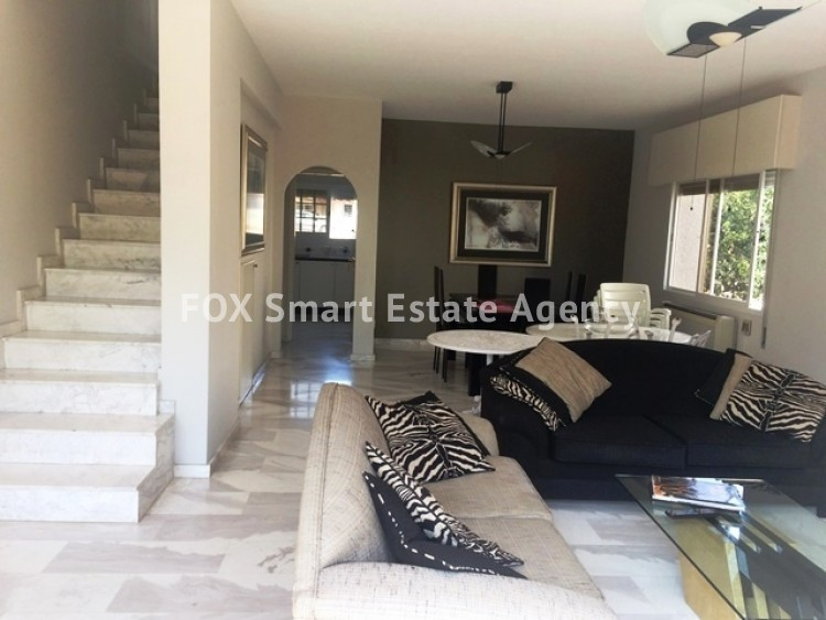 For Sale 3 Bedroom Semi-detached House in Columbia, Limassol 6