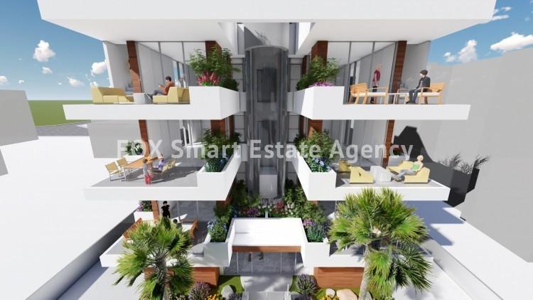 For Sale 2 Bedroom Apartment in Egkomi lefkosias, Nicosia 3