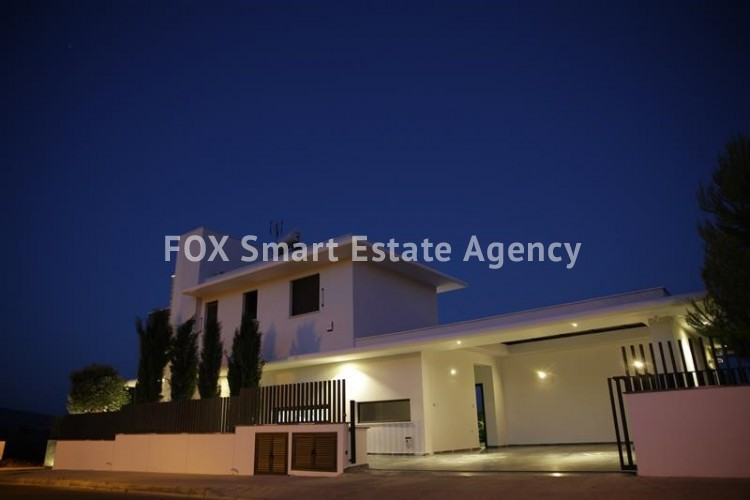 For Sale 6 Bedroom Detached House in Agios athanasios, Limassol 13