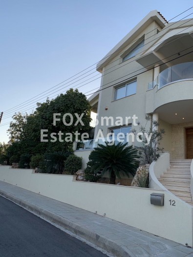 To Rent 6 Bedroom Detached House in Panthea, Limassol 9