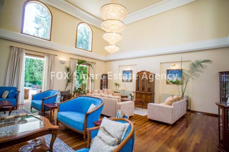 For Sale 5 Bedroom Detached House in Ekali, Limassol 12