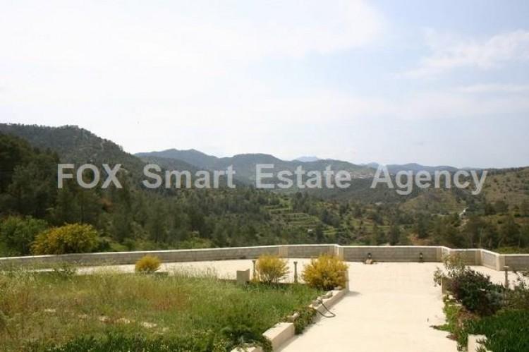 For Sale 5 Bedroom Detached House in Kalo chorio orinis, Kalo Chorio Oreinis, Nicosia 17