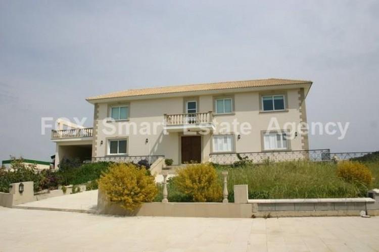 For Sale 5 Bedroom Detached House in Kalo chorio orinis, Kalo Chorio Oreinis, Nicosia 6