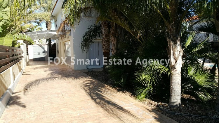 For Sale 3 Bedroom Detached House in Pervolia , Perivolia Larnakas, Larnaca 15