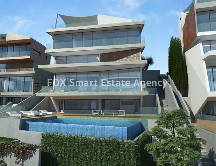 For Sale 4 Bedroom Detached House in Agios tychonas, Agios Tychon, Limassol