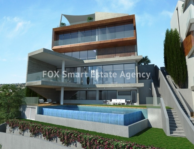 For Sale 4 Bedroom Detached House in Agios tychonas, Agios Tychon, Limassol 4
