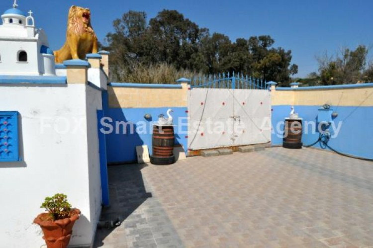 For Sale 3 Bedroom Detached House in Potamos liopetriou, Famagusta 33 10