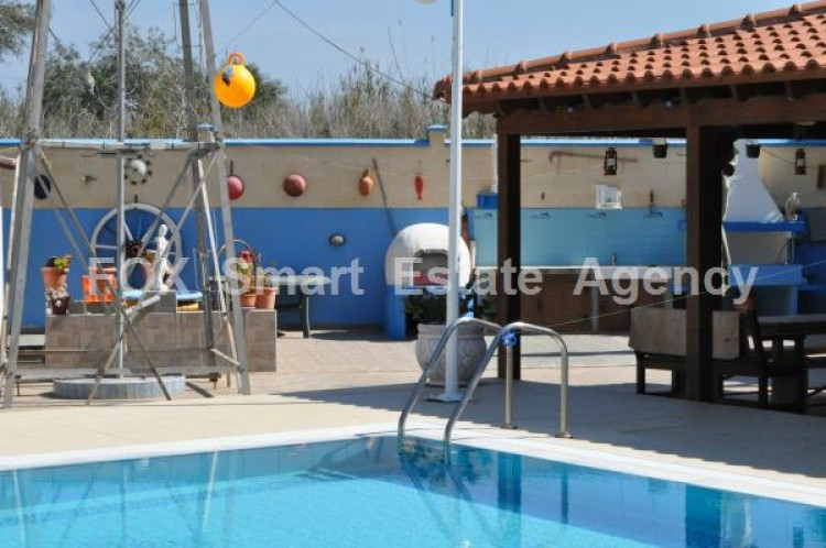 For Sale 3 Bedroom Detached House in Potamos liopetriou, Famagusta 10