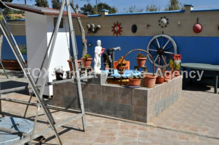 For Sale 3 Bedroom Detached House in Potamos liopetriou, Famagusta 11