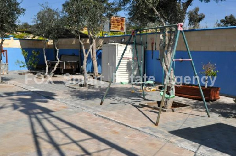 For Sale 3 Bedroom Detached House in Potamos liopetriou, Famagusta 12