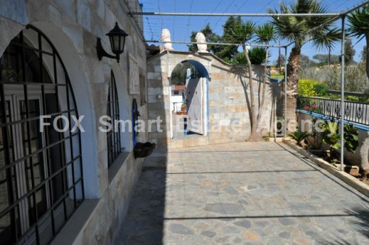 For Sale 3 Bedroom Detached House in Potamos liopetriou, Famagusta 34