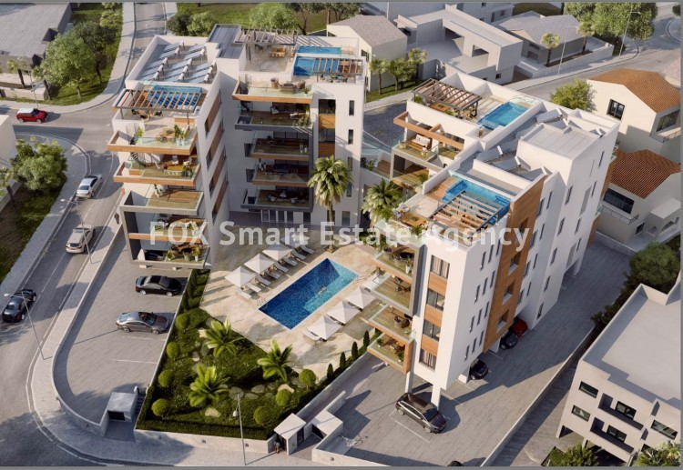 For Sale 3 Bedroom  Apartment in Columbia, Limassol 2