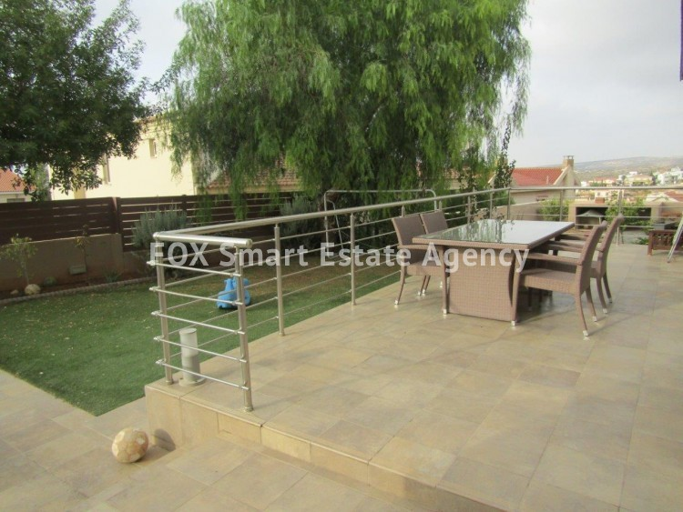 For Sale 4 Bedroom  House in Laiki leykothea, Agia Fylaxis, Limassol 13