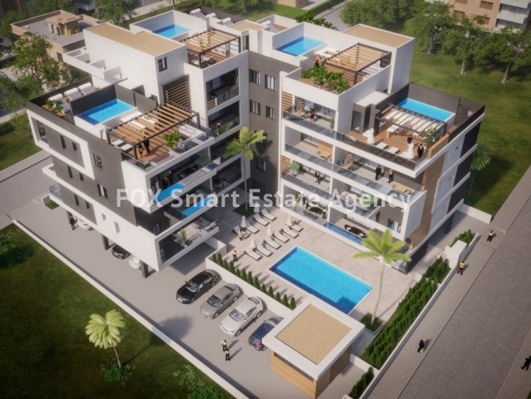 For Sale 2 Bedroom  Apartment in Potamos germasogeias, Germasogeia, Limassol 8