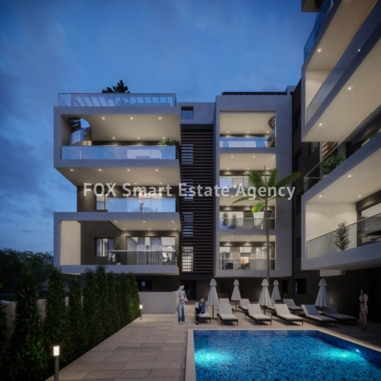 For Sale 2 Bedroom  Apartment in Potamos germasogeias, Germasogeia, Limassol 2