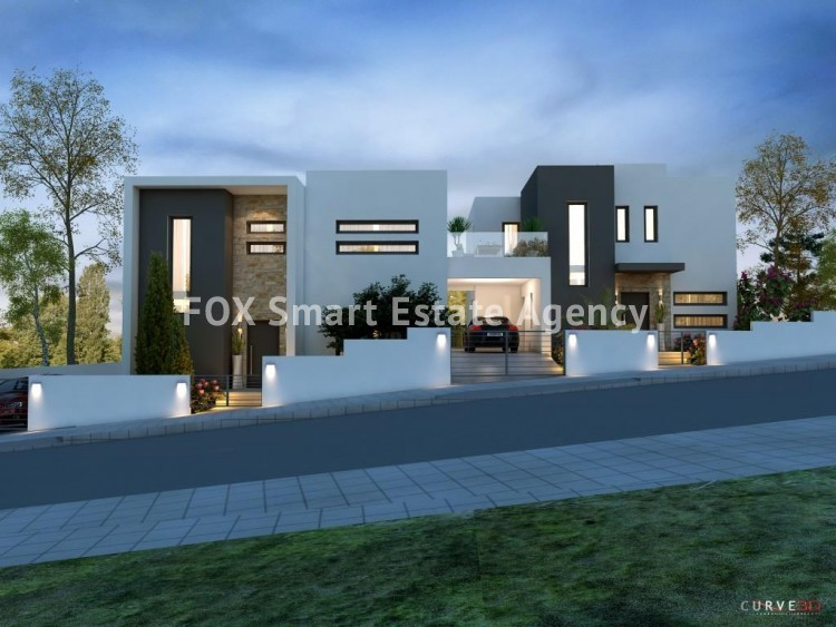 For Sale 4 Bedroom Detached House in Oroklini, Voroklini (oroklini), Larnaca