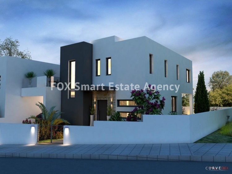 For Sale 4 Bedroom Detached House in Oroklini, Voroklini (oroklini), Larnaca 2