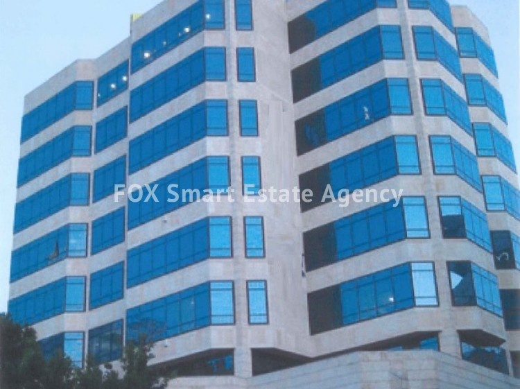 For sale Luxrury offices of 537 sq.m. in the entrance to the heart of Nicosia Capital