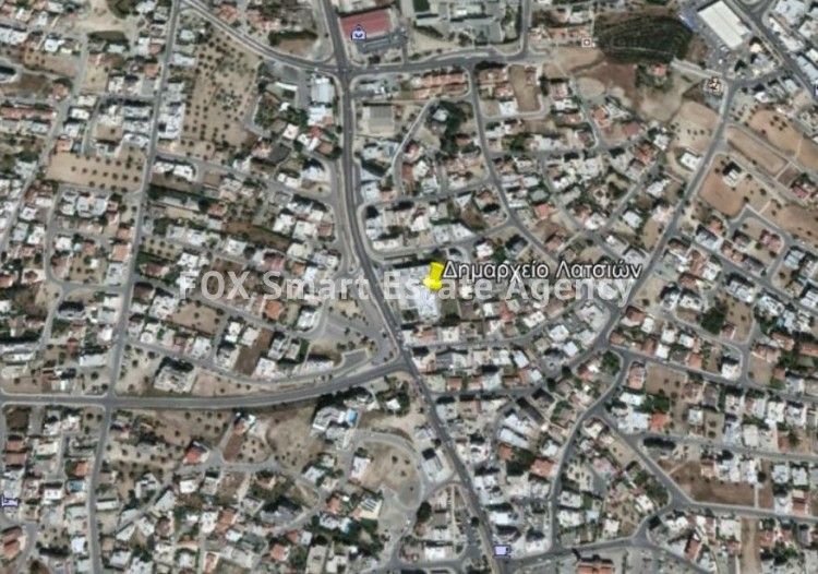 For Sale 492sq.m Plot in Agios Georgios, Latsia, Nicosia 2