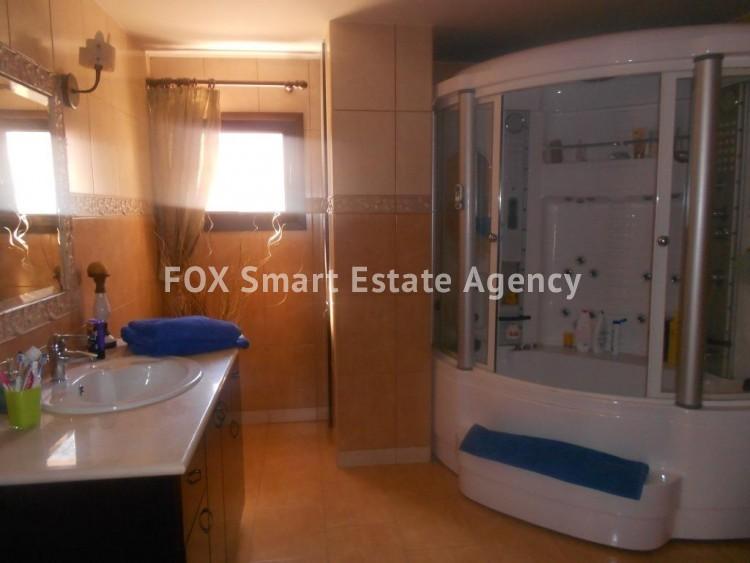 For Sale 4 Bedroom Detached House in Agios fanourios, Larnaca 14