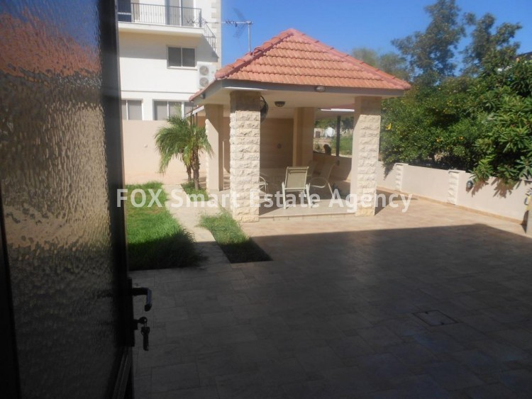 For Sale 4 Bedroom Detached House in Agios fanourios, Larnaca 5