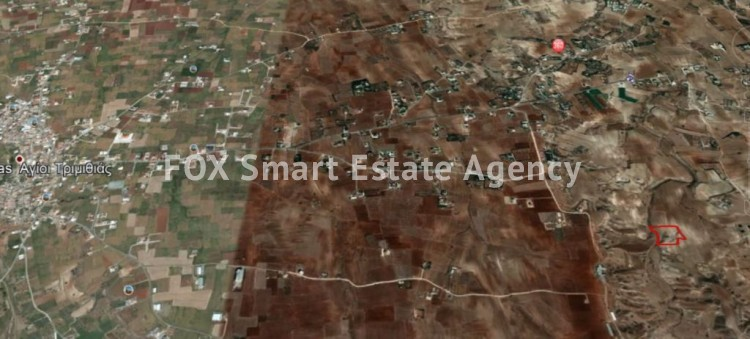 For sale 12,672 sq. meters Farming Land in Pano Deftera